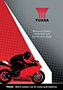 Aplikační tabulky motocyklových akumulátorů pro EUROPE 2009