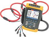 Třífázový analyzátor kvality sítě FLUKE 435